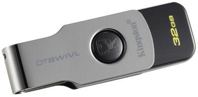 Накопитель KINGSTON DT SWIVL 32GB USB 3.0 2
