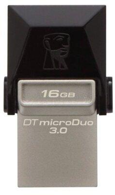 Накопитель KINGSTON DT MicroDuo 16GB OTG USB 3.0 1