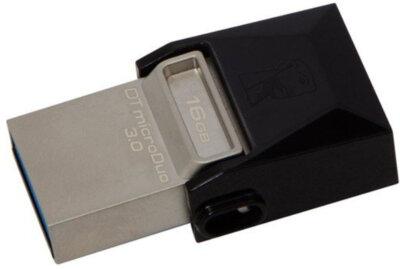 Накопитель KINGSTON DT MicroDuo 16GB OTG USB 3.0 5