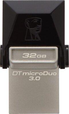 Накопитель KINGSTON DT MicroDuo 32GB OTG USB 3.0 1