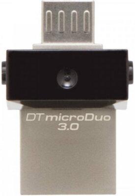 Накопитель KINGSTON DT MicroDuo 32GB OTG USB 3.0 2
