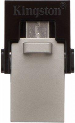 Накопитель KINGSTON DT MicroDuo 64GB OTG USB 3.0 2