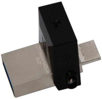 Накопитель KINGSTON DT MicroDuo 64GB OTG USB 3.0 3