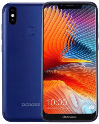Смартфон Doogee BL5500 Lite Blue 1