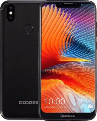 Смартфон Doogee BL5500 Lite Black 1