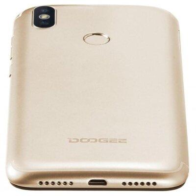 Смартфон Doogee BL5500 Lite Gold 9