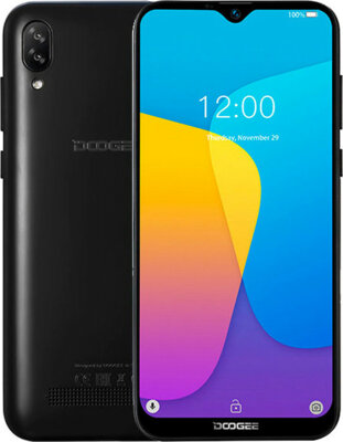 Смартфон Doogee X90 Black 2