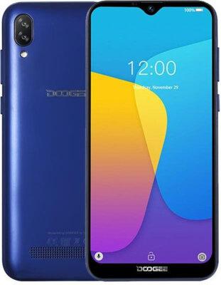 Смартфон Doogee X90 Blue 2