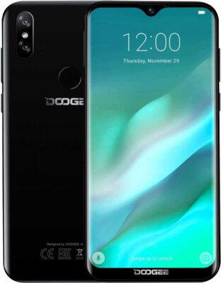 Смартфон Doogee X90L Black 3