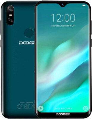 Смартфон Doogee X90L Green 3