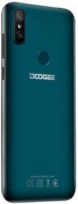 Смартфон Doogee X90L Green 4