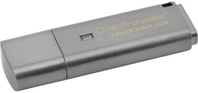 Накопитель KINGSTON DT Locker+ G3 32GB USB 3.0 2