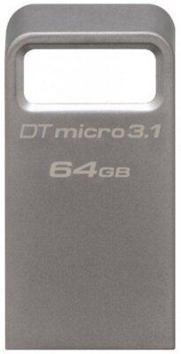 Накопитель KINGSTON DT Micro 64GB USB 3.1 1