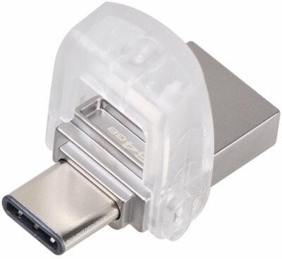 Накопитель KINGSTON DT MicroDuo 3С 64GB Type-C USB 3.0 3