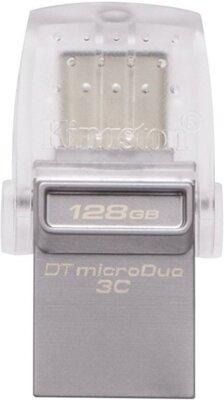 Накопитель KINGSTON DT MicroDuo 3С 128GB Type-C USB 3.0 1