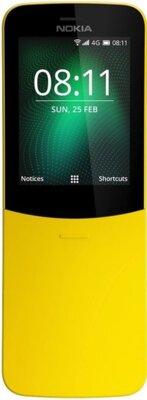 Мобільний телефон Nokia 8110 DS 4G Yellow 1