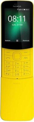 Мобільний телефон Nokia 8110 DS 4G Yellow 3