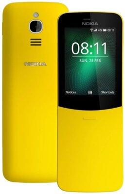 Мобільний телефон Nokia 8110 DS 4G Yellow 9