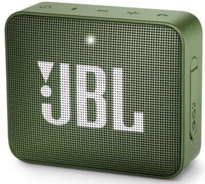 Акустична система JBL GO 2 Green 1