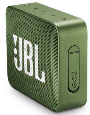 Акустична система JBL GO 2 Green 2