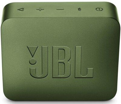 Акустична система JBL GO 2 Green 5