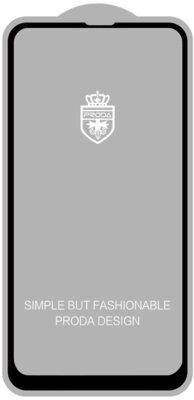 Захисне скло Proda для Samsung Galaxy S10е G970 Black 1