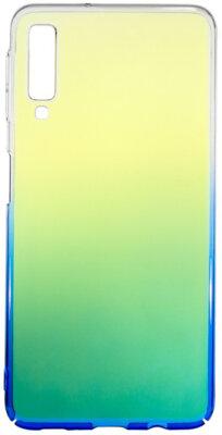 Чохол ColorWay Samsung Galaxy A7 2018 A750 Gradient Blue 1
