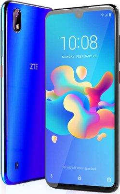 Смартфон ZTE Blade A7 2/32GB Blue 5