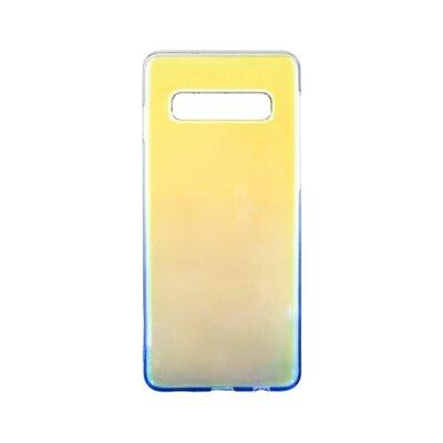 Чехол ColorWay Samsung Galaxy S10+ Gradient Blue 1