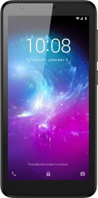 Смартфон ZTE Blade L8 1/16GB Black 1