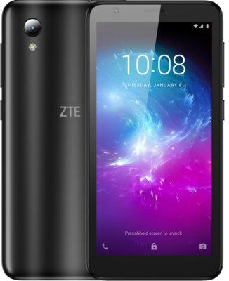 Смартфон ZTE Blade L8 1/16GB Black 3