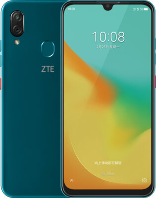 Смартфон ZTE Blade V10 Vita 2/32GB Green 5