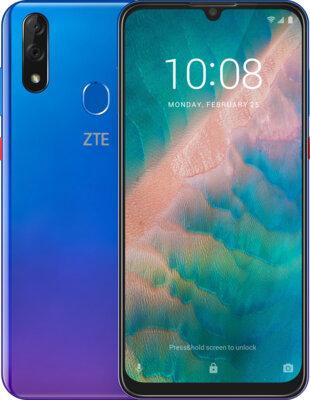 Смартфон ZTE Blade V10 3/32GB Blue 3