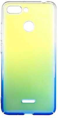 Чохол ColorWay для Xiaomi Redmi 6 Gradient Blue 1