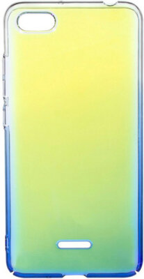 Чохол ColorWay для Xiaomi Redmi 6A Gradient Blue 1