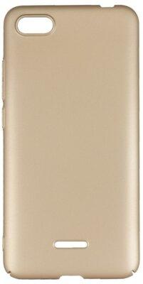 Чехол ColorWay для Xiaomi Redmi 6A PC Case Gold 1