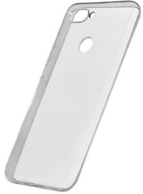 Чохол ColorWay для Xiaomi Mi 8 Lite TPU Case Transparent 2