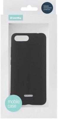 Чохол ColorWay для Xiaomi Redmi 6A TPU Case Black 3