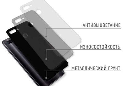Чохол ColorWay для Xiaomi Redmi 7 PC Black 3