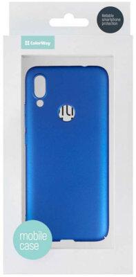 Чехол ColorWay для Xiaomi Redmi 7 PC Blue 4