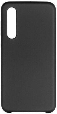 Чехол ColorWay для Xiaomi Mi 9 SE Liquid Silicone Black 1