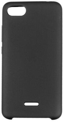 Чехол ColorWay для Xiaomi Redmi 6A Liquid Silicone Black 1