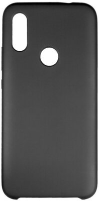 Чохол ColorWay для Xiaomi Redmi 7 Liquid Silicone Black 1