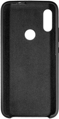 Чохол ColorWay для Xiaomi Redmi 7 Liquid Silicone Black 2