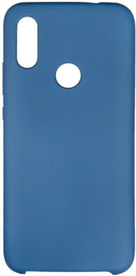 Чехол ColorWay для Xiaomi Redmi 7 Liquid Silicone Blue 1