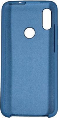 Чехол ColorWay для Xiaomi Redmi 7 Liquid Silicone Blue 2