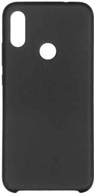 Чохол ColorWay для Xiaomi Redmi Note 7 Liquid Silicone Black 1