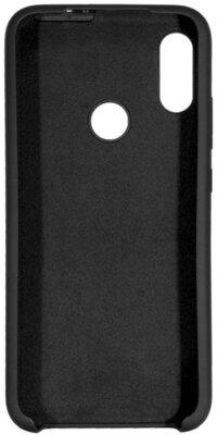 Чохол ColorWay для Xiaomi Redmi Note 7 Liquid Silicone Black 2