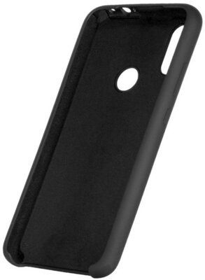 Чохол ColorWay для Xiaomi Redmi Note 7 Liquid Silicone Black 4