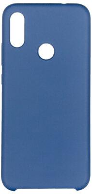 Чохол ColorWay для Xiaomi Redmi Note 7 Liquid Silicone Blue 1